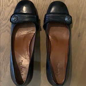 Naturalizer Naya Daria Black Dress Shoes